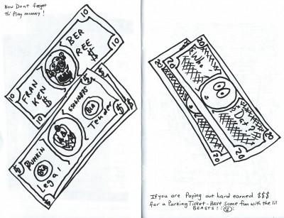 Dithering Doodles. Illustration: Steven Anderson