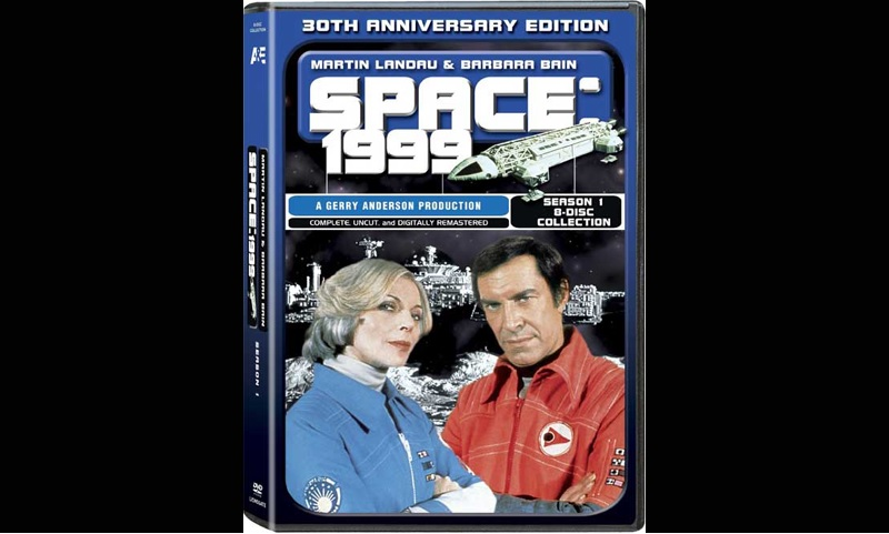 Review: Space: 1999, the Complete Series – 30th Anniversary Edition