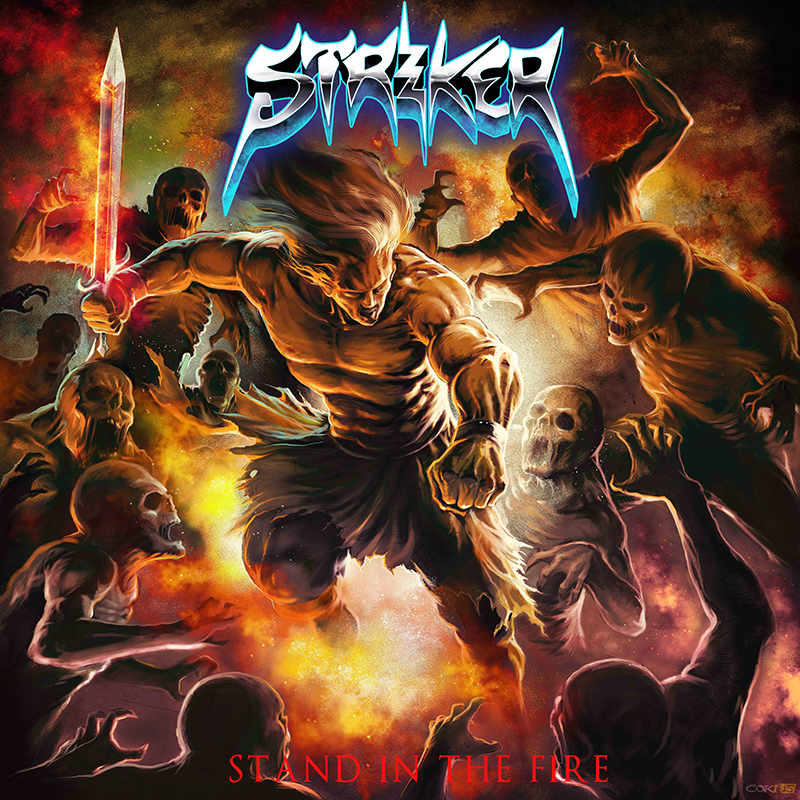 Review: Striker – Stand In The Fire