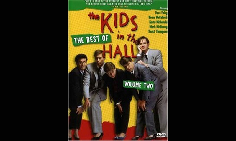 Review: The Best of Vol. 2 The Kids in the Hall