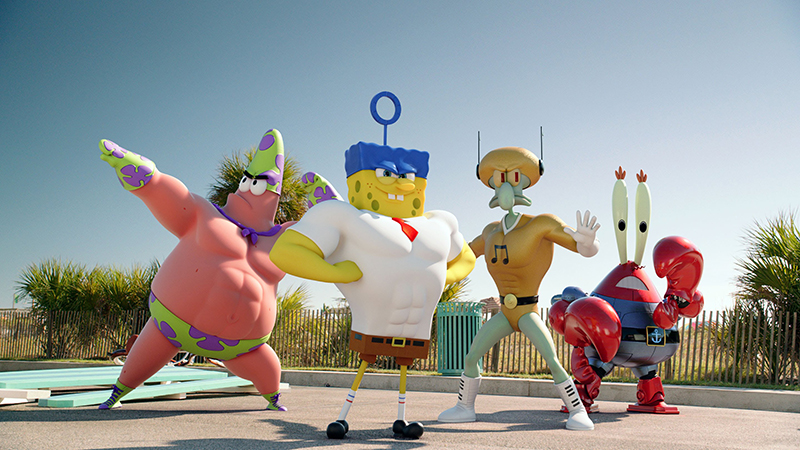Review: The SpongeBob Movie: Sponge Out Of Water