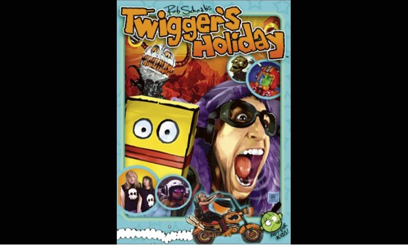 Review: Twigger's Holiday