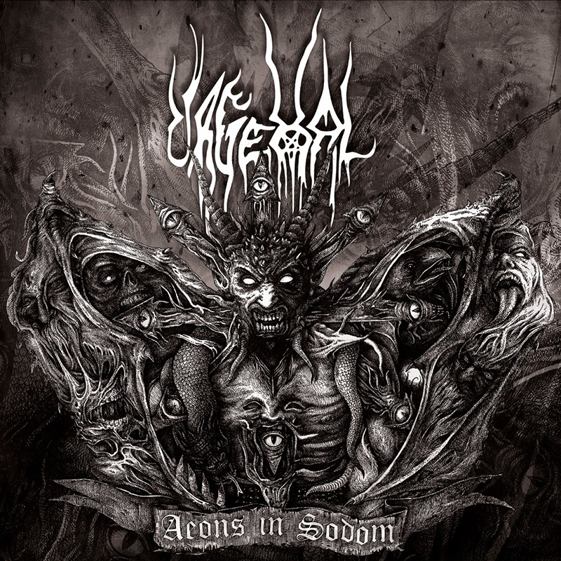 Review: Urgehal – Aeons In Sodom