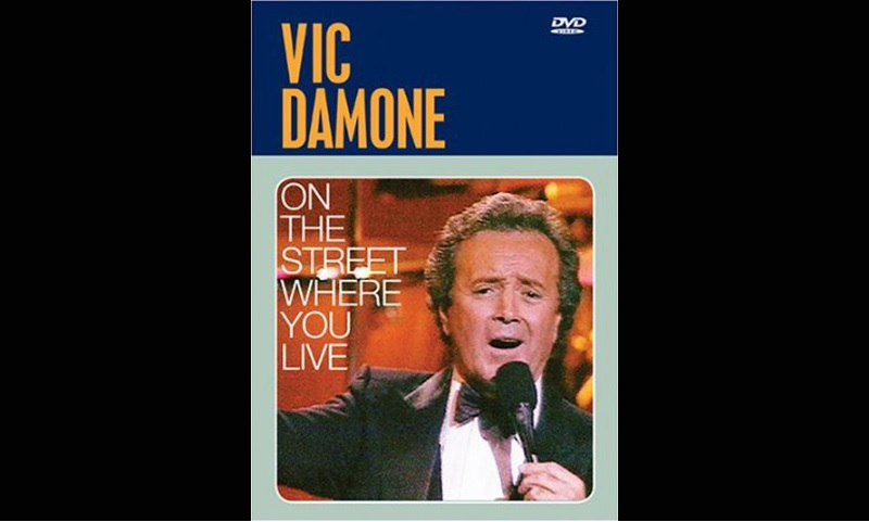 Review: Vic Damone: On the Street Where You Live