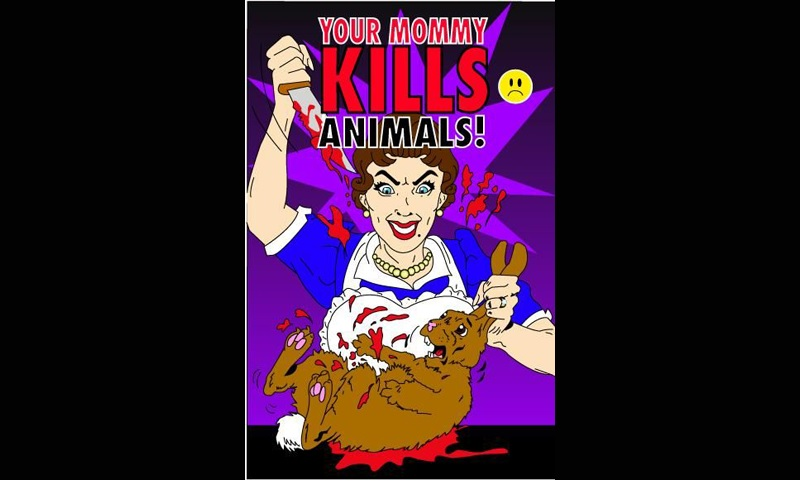 Review: Your Mommy Kills Animals