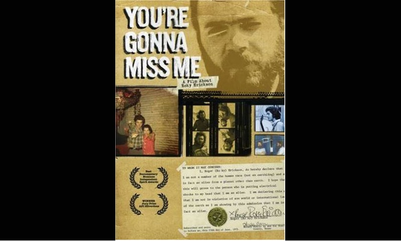 Review: You're Gonna Miss Me: A Film About Roky Erickson