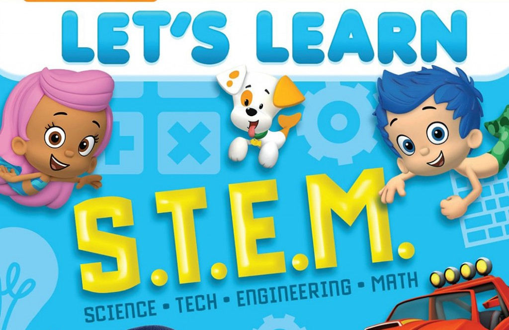 Review: Let's Learn: S.T.E.M.