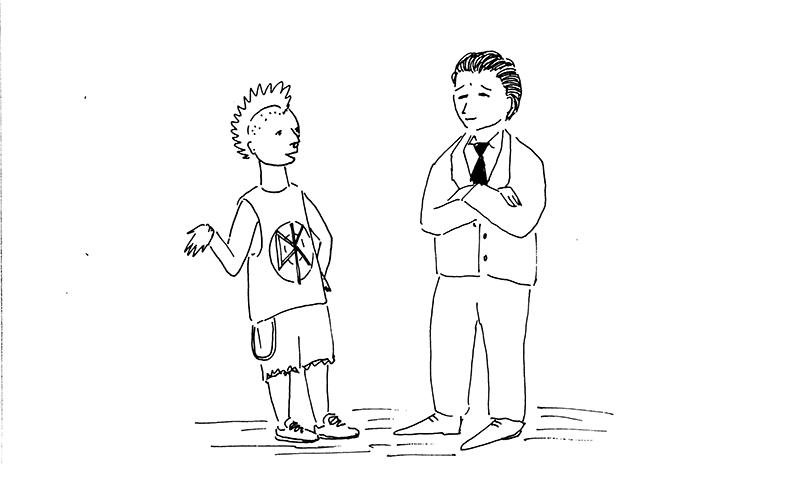 Subversive Shrink: The Power of Subversive Dialogues