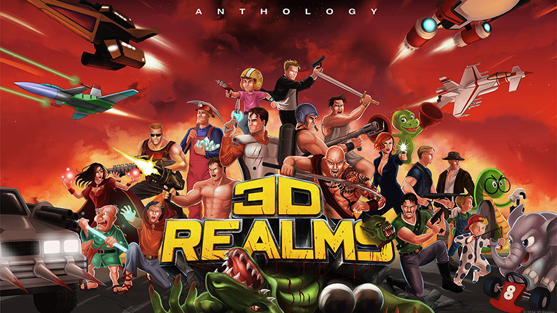 Review: 3D Realms Anthology