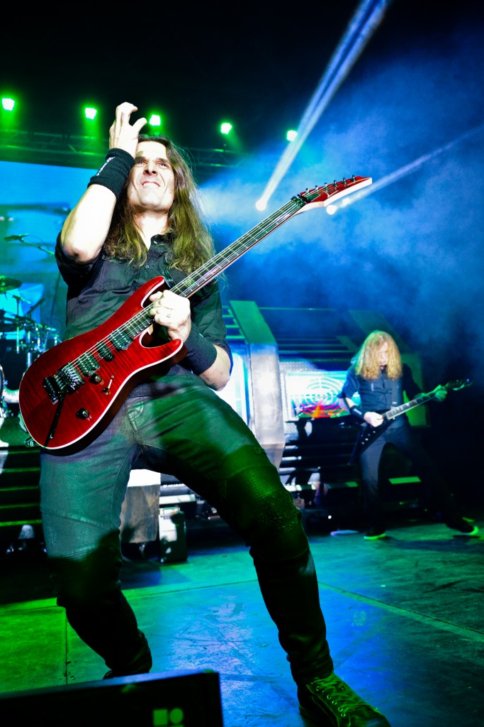 Megadeth @ The Complex with Children of Bodom, Havok 02.24