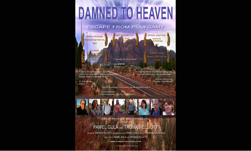 Review: Damned to Heaven