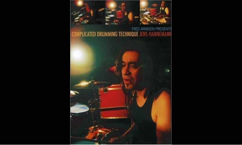 Review: Fred Armisen presents: Complicated Drumming Technique: Jens Hannemann