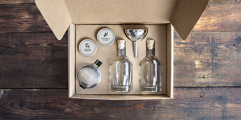 Review: Homemade Gin Kit