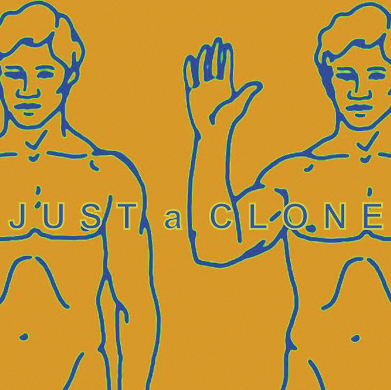 Local Review: Just a Clone – Self-Titled