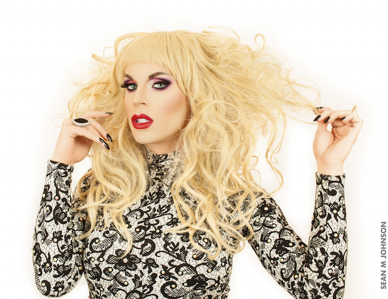 If the Truth Isn't Funny, Make it Up:  An Interview with RuPaul's Russian Contestant Katya