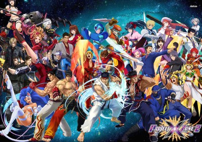 Project X Zone 2 – Bandai Namco