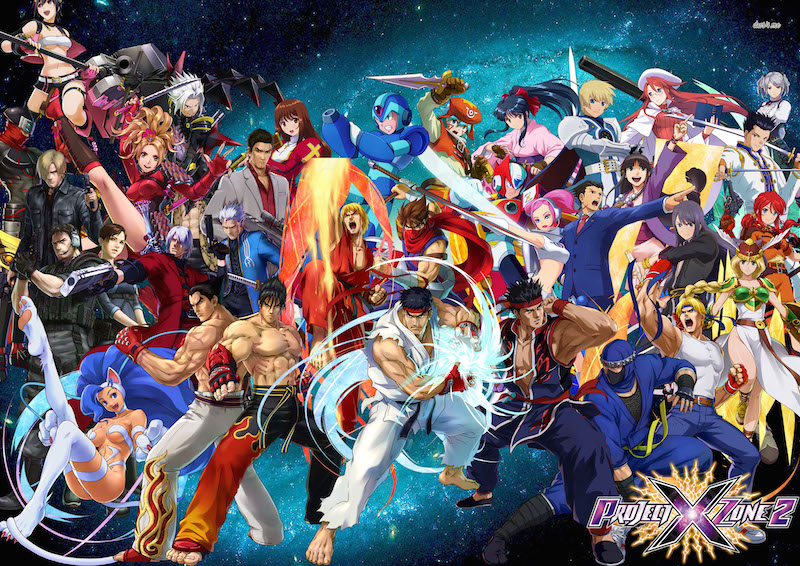 Review: Project X Zone 2