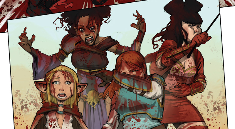 Review: Rat Queens – Volume Two