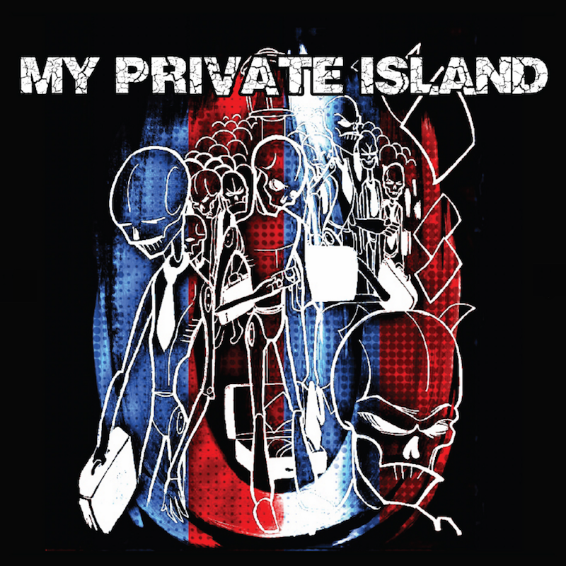 Local Review: My Private Island – Self-titled