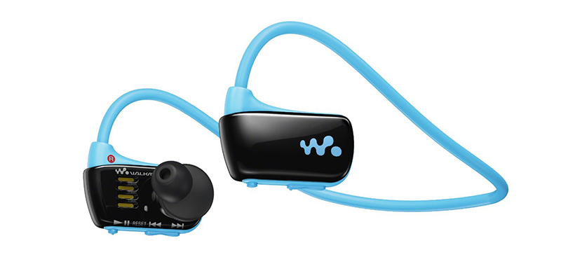 Review: Sony Waterproof Walkman Headphones
