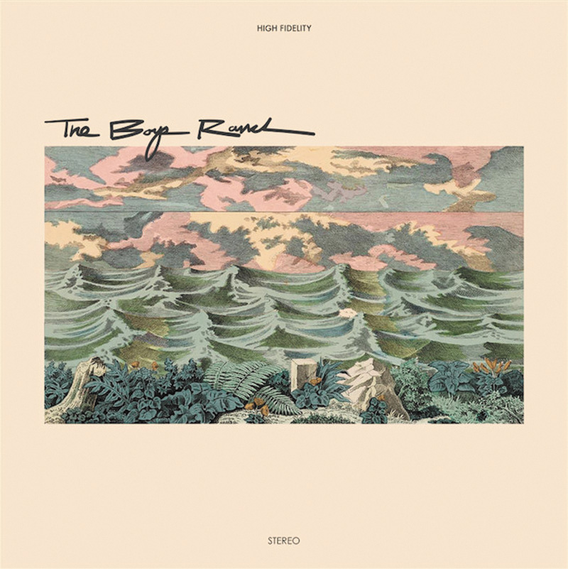 The Boys Ranch –Self-Titled