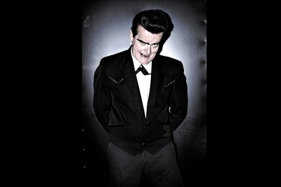 Catch Unknown Hinson, the king of country western troubadours, at The Depot on March 5.