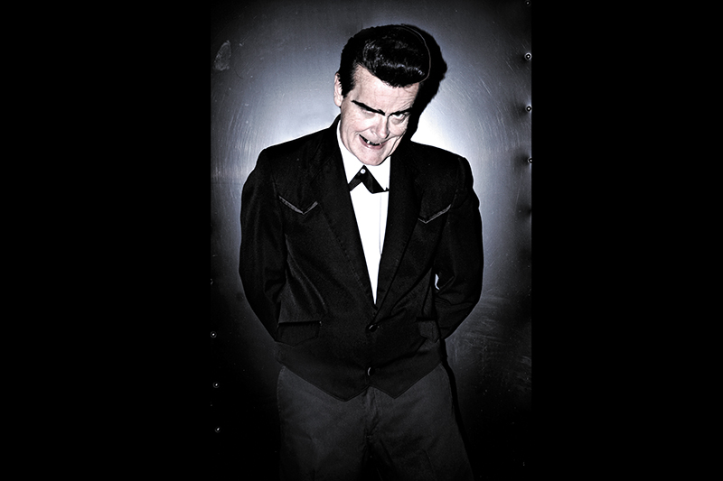 Unknown Hinson: Fear of the Unknown