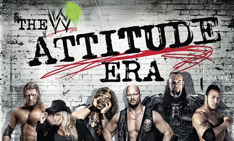 Review: WWE: The Attitude Era