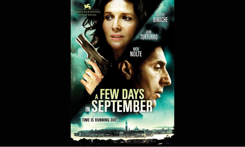Review: A Few Days In September