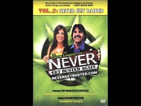 Review: Barry Cooper's Never Get Busted Again Vol. 1: Traffic Stops