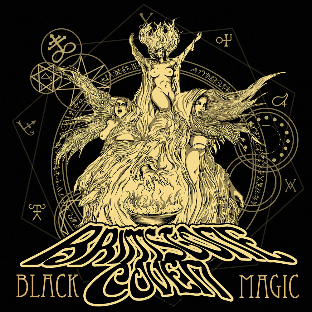 Review: Brimstone Coven – Black Magic