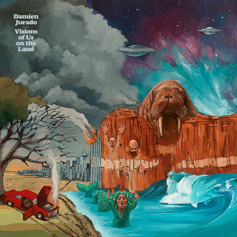 Review: Damien Jurado – Visions of Us on the Land