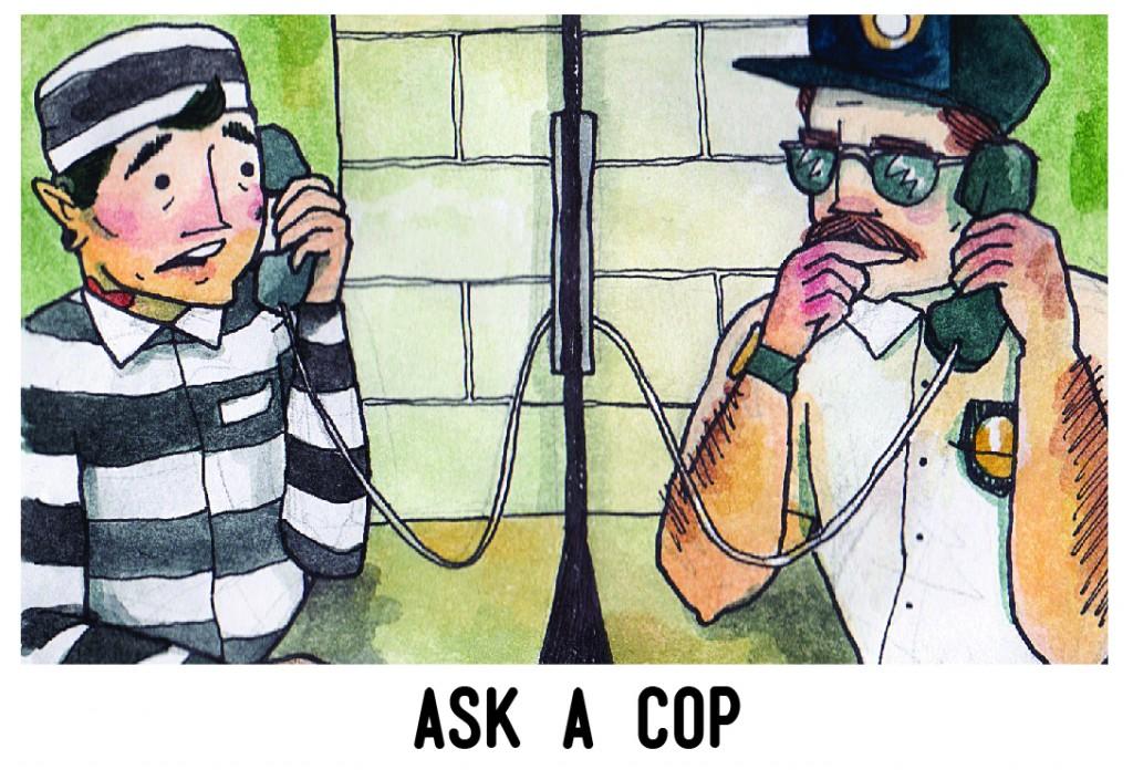 Ask a Cop: DMV Cop