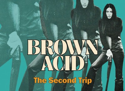 Brown Acid cover