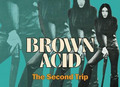 Brown Acid cover