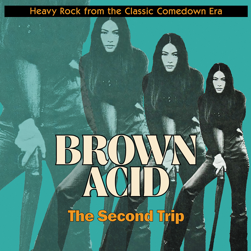 Take the Brown Acid: An Interview with Daniel Hall & Lance Barresi