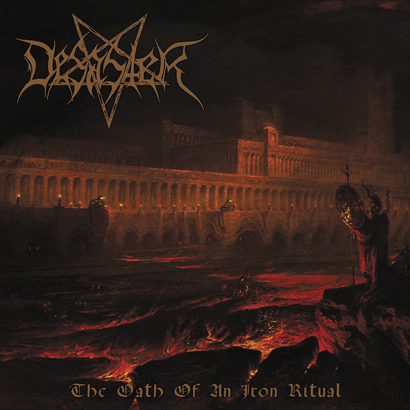 Review: Desaster – The Oath of an Iron Ritual