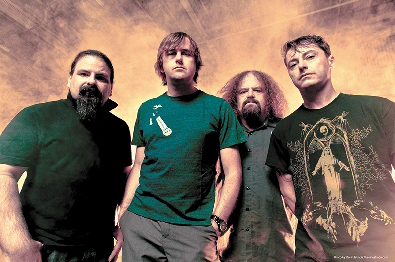 Human Meat: Napalm Death's Legacy of Grind