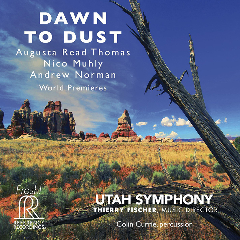 Local Review: Thierry Fischer and the Utah Symphony – Dawn To Dust