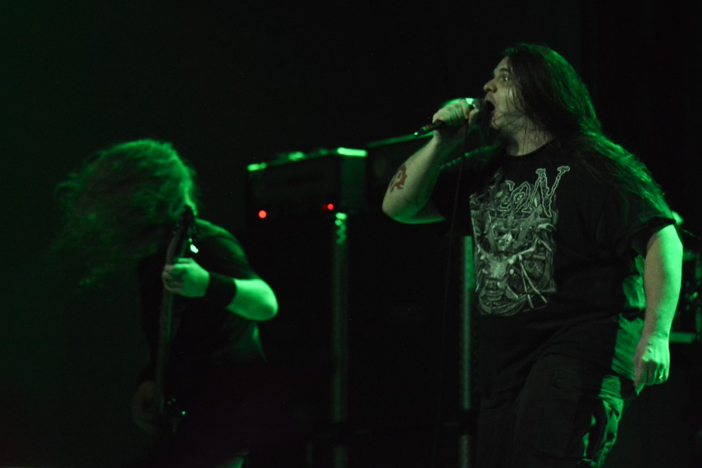 Cannibal Corpse @ The Complex with Obituary, Cryptopsy, Abysmal Dawn 03.01