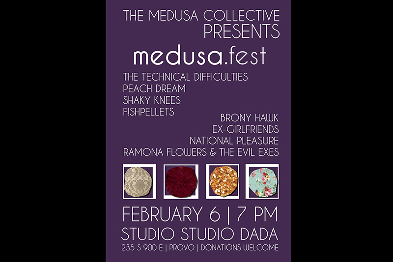 MedusaFest: A Musical Night For Women and Non-Binary People