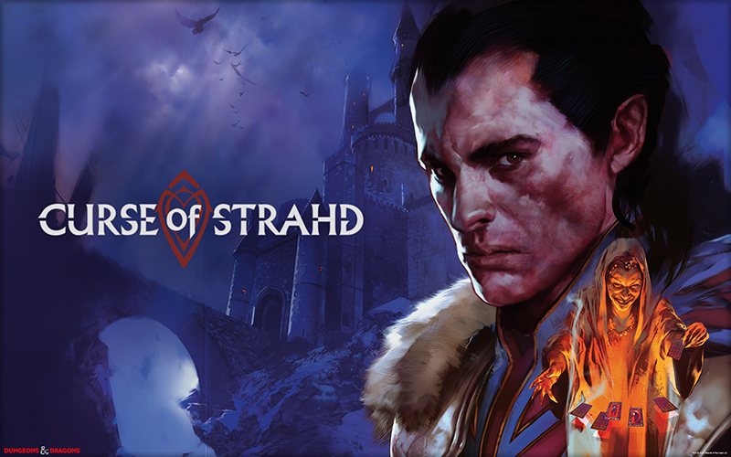 Review: Dungeons & Dragons: Curse of Strahd