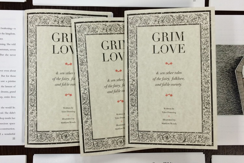 Review: Grim Love & Ten Other Tales of the Fairy, Folklore, and Fable Variety