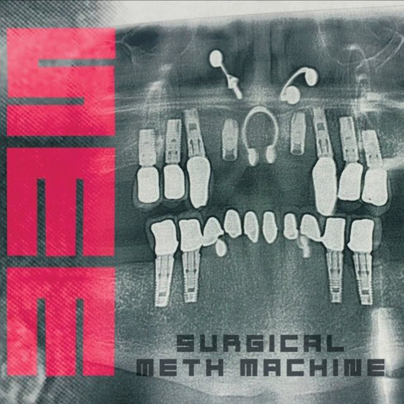 Review: Surgical Meth Machine – Self-titled