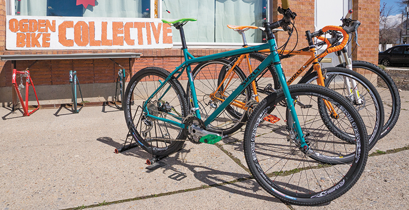 Ride, Swap, Ride: The Ogden Bike Collective Bike Swap