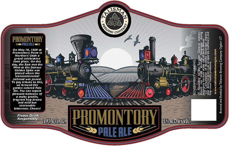 Beer of the Month: Promontory Pale Ale