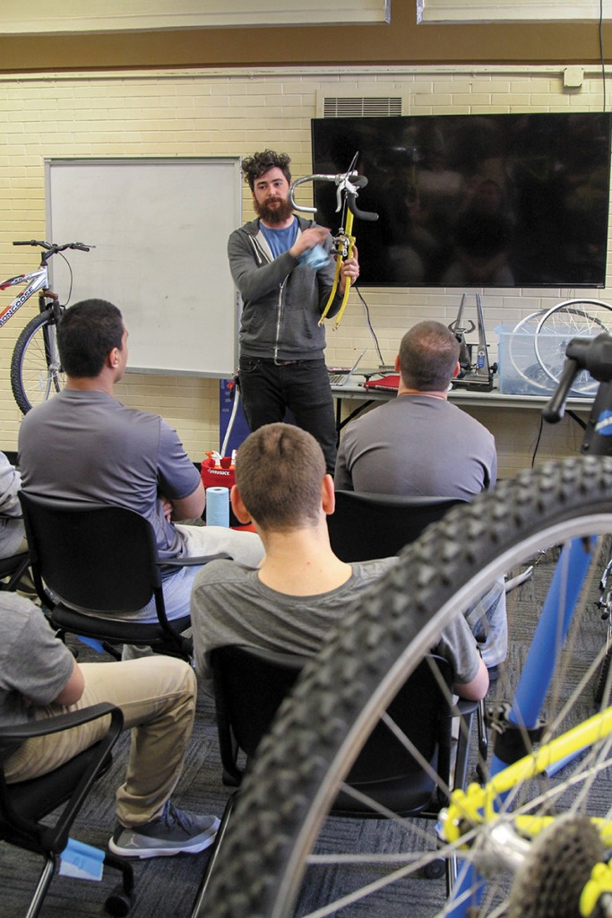 Hope is a Well-Oiled Bike Chain: The Utah Bicycle Collective Connects with Incarcerated Youth