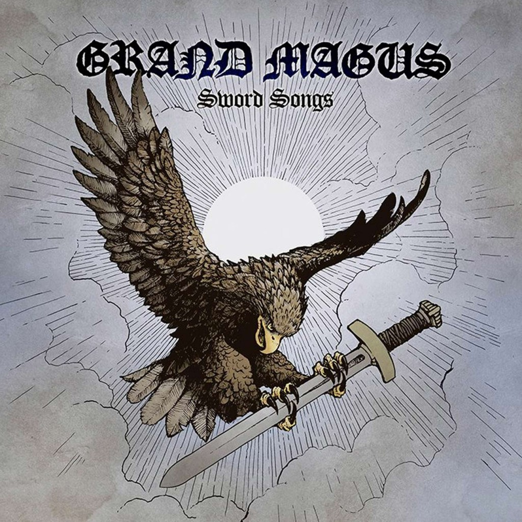 Review: Grand Magus – Sword Songs