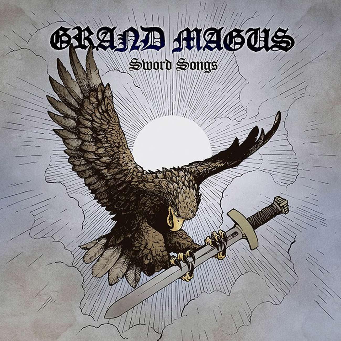 Grand Magus – Sword Songs