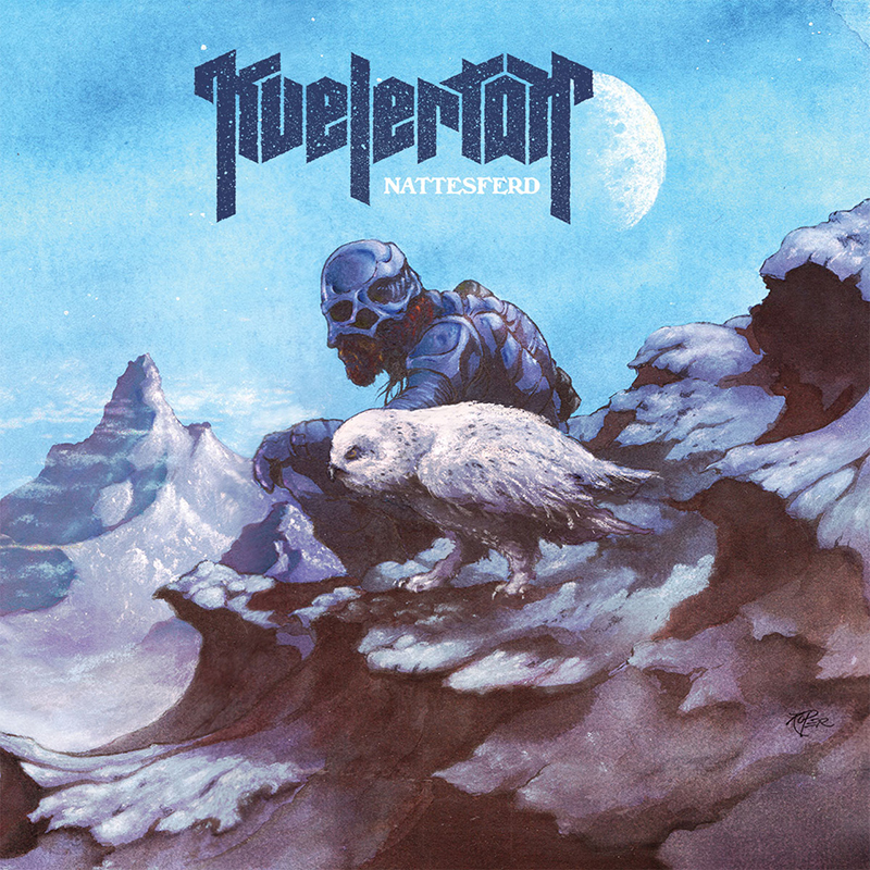Review: Kvelertak – Nattesferd